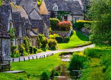 Lạc bước tới Bibury –  ngôi làng cổ đẹp nhất nước Anh