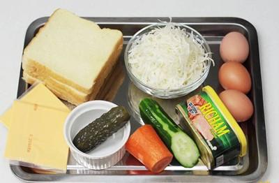 Bánh kẹp sandwich thơm ngon cho bữa sáng đầy dưỡng chất 3