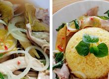Thành viên vào bếp: Cơm gà ngon chuẩn vị ai cũng mê
