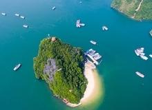 Vịnh Hạ Long – bối cảnh phim Kong: Skull Island nhìn từ trên cao