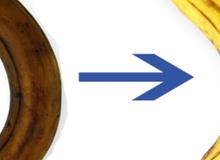 Mẹo vặt: Hô biến chuối thâm đen thành vàng ươm trong nháy mắt