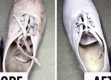 """2 điều """"thần kỳ"""" mà baking soda có thể làm với đôi giày của bạn"""