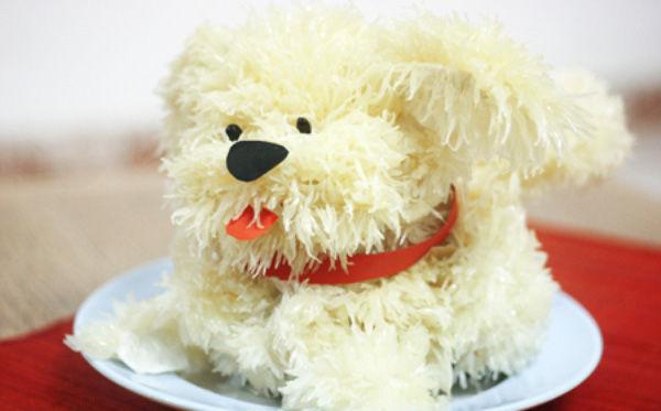 Chó Bưởi – Món quà nhớ lại mâm cỗ Trung Thu ngày bé - Mẹo vặt