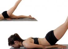 4 động tác yoga giúp giảm chứng đau thần kinh tọa chỉ trong 15 phút