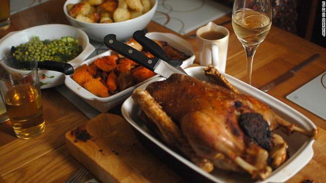 10 món ăn Giáng sinh truyền thống ít người biết - Ảnh 1.