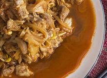 Thêm một cách xào thịt ngon rất hợp cho bữa cơm mùa thu
