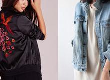 5 kiểu áo khoác