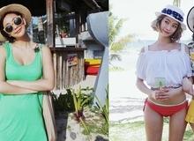 Những mẫu áo choàng đi biển hứa hẹn gây