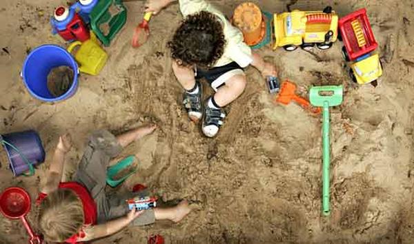 Đào hố cát