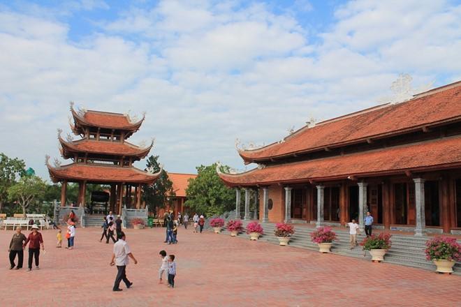 Thiền viện trúc lâm Phương Nam, điểm đến hành hương tuyệt vời ở mảnh đất này.