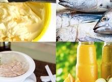 Những thực phẩm tưởng bổ nhưng có hại cho trẻ nhỏ