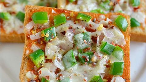 pizza banh mi 1
