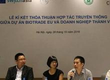 """Ký kết hợp tác chiến dịch truyền thông """"nâng cao nhận thức cộng đồng về dược liệu sạch"""""""