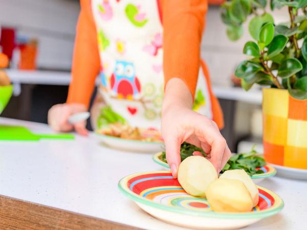 Phụ nữ mang thai không nên ăn khoai tây