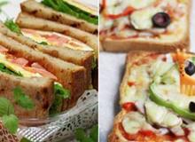2 cách làm bánh mỳ ăn sáng vừa gọn vừa ngon