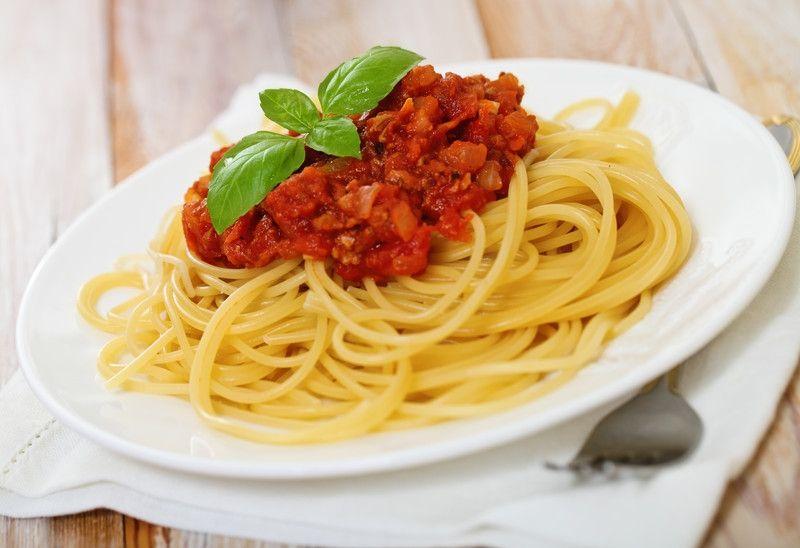Cách làm mỳ Ý bò bằm