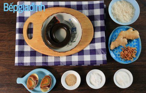 BGD---Cháo-lươn-trứng-bắc-thảo