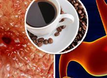 Ung thư dạ dày sẽ tìm đến bạn nhanh thôi... nếu cứ uống cà phê thay cho bữa sáng