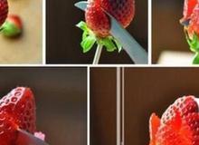 Một số bí kíp cắt tỉa trái cây siêu xinh