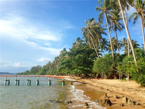 """Thiên đường biển sắp """"soán ngôi"""" của Koh Rong có tên là gì? (Ảnh: Instagram)"""