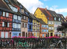 Colmar – điểm đến tuyệt đẹp bước ra từ câu chuyện cổ tích