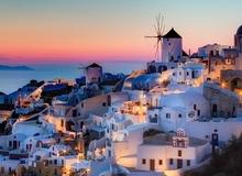 Santorini – hòn đảo đẹp như mơ dành cho người đang yêu