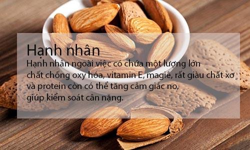 9 thuc pham hang dau cho me giam can sau sinh - 8