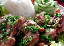Cách ướp thịt nướng chuẩn vị