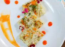 Món ngon cuối tuần: Bánh bắp cải nướng kiểu Nhật