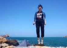 15 ngày độc hành ven biển Nam Trung Bộ của cô gái 9x