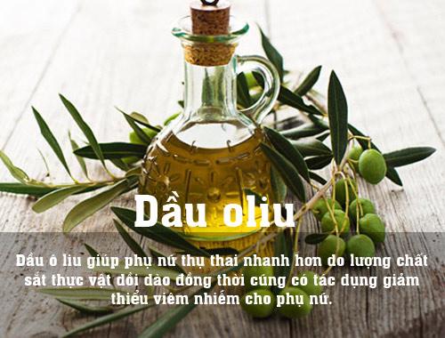10 thuc pham la thuoc bo cho me muon thu thai - 6