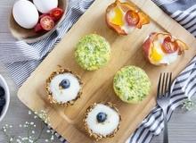 Thực đơn bữa sáng đủ chất cho ngày đầu tuần khởi sắc