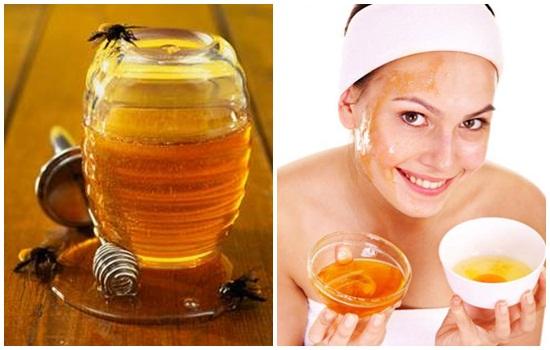 Mật ong và chanh trị tàn nhang, bạn đã thử 1