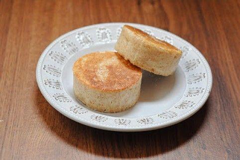 Bữa Sáng Trên Bánh Mì English Muffin Tự Làm