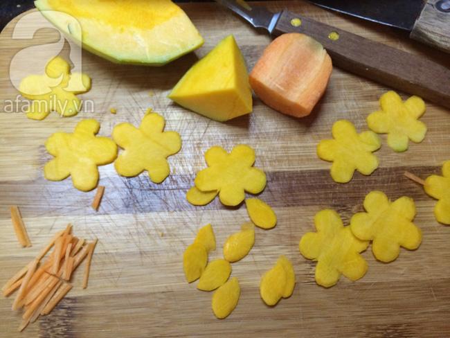 Để trang trí đĩa ăn ngày Tết đừng bỏ qua cách tỉa hoa siêu đơn giản sau đây! - Ảnh 2.