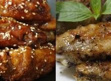2 món ngon từ cánh gà khiến ai ăn cũng ghiền!