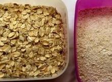 Bánh mì yến mạch (oatmeal)