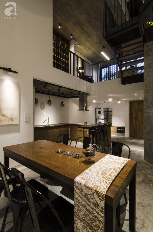 Cuộc gặp gỡ giữa truyền thống và hiện đại của ngôi nhà 60m² ở quận Tây Hồ, Hà Nội - Ảnh 5.