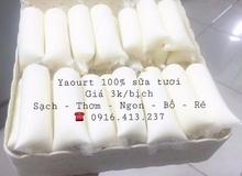 yaourt sữa tươi