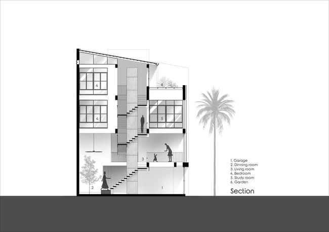 Cuộc gặp gỡ giữa truyền thống và hiện đại của ngôi nhà 60m² ở quận Tây Hồ, Hà Nội - Ảnh 28.