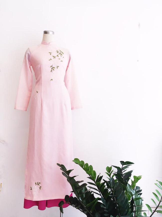 Du Xuân duyên dáng cùng những thiết kế áo dài truyền thống đến từ các thương hiệu Việt với giá chưa đến 3 triệu đồng - Ảnh 12.