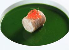 Món ngon mùa Xuân: Súp chùm ngây cá diêu hồng bổ dưỡng