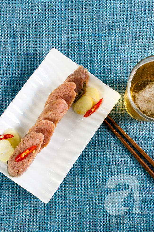 Tết này học ngay cách tự làm nem chua vừa ăn vừa biếu an toàn, lịch sự - Ảnh 13.