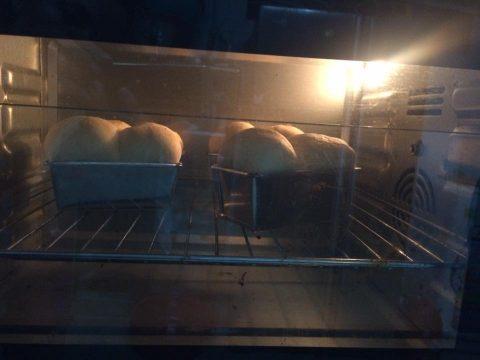 Cách làm bánh mì sữa sầu riêng cho bữa sáng 5