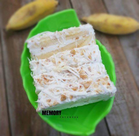 Cách làm kem chuối đậu phộng