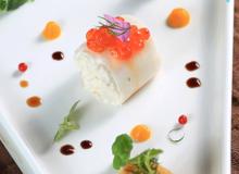 Món ngon mùa Xuân: Khai vị 3 món cua, rong biển