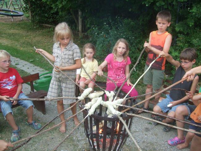 Truyền thống lạ đời của trẻ em Đức: 3 ngày xa nhà, sống ở nông trại khi mới 3 tuổi - Ảnh 3.