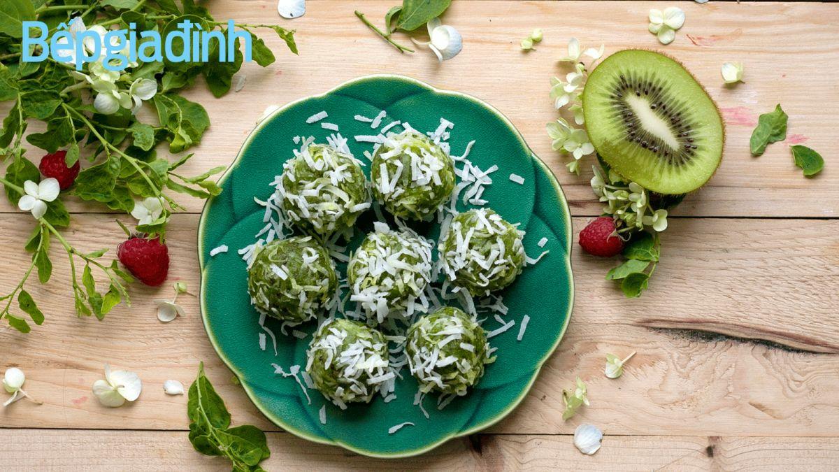Món ngon ngày Tết: Mứt kiwi dẻo ngọt dễ làm