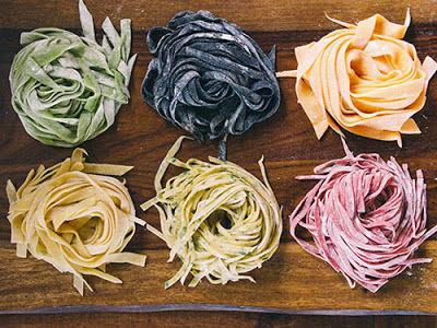 Làm pasta tươi phong cách master chef tại nhà