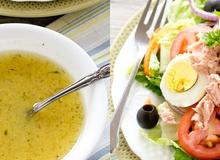 2 công thức làm salad cá ngừ ngâm dầu ngon, dễ làm